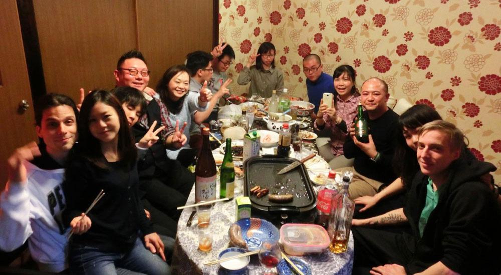 名古屋のシェアハウス「アゲハアパートメント大宮」の写真